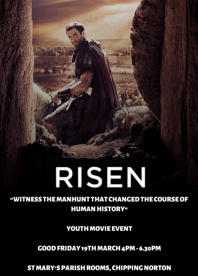 RISEN (Youth Movie Event)